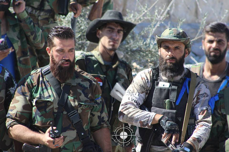 Liwa al-Quds: Powerful Pro-Government Palestinian Militia Operating In Aleppo