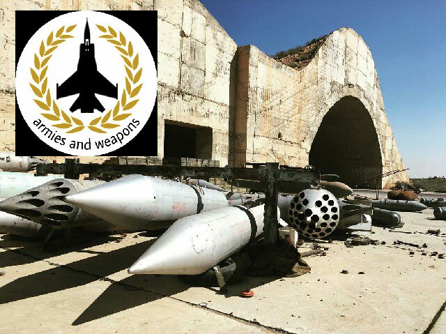 Photos And Videos From Sha'irat Airbase (UPDATED)