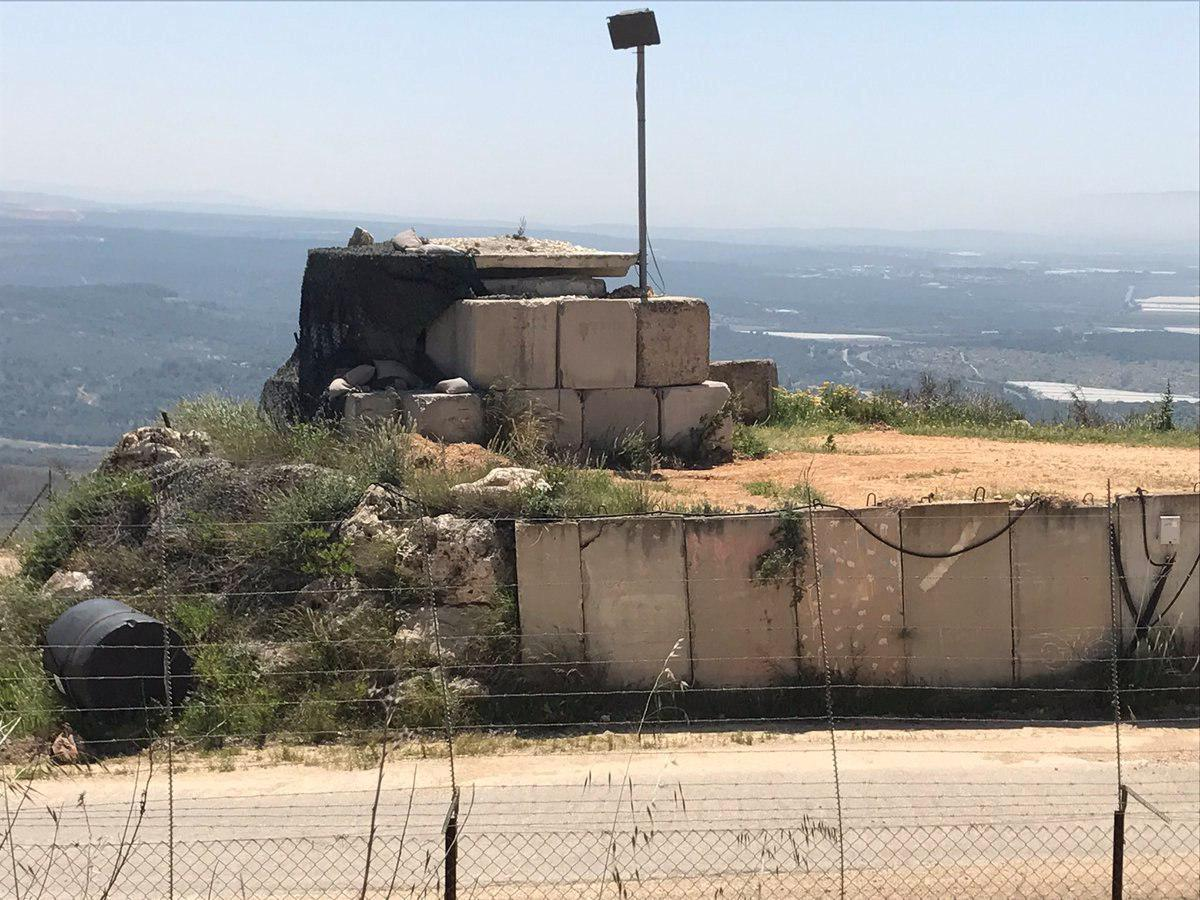 Further Militarization Of Contact Line Between Israel And Lebanon (Photos, Video)