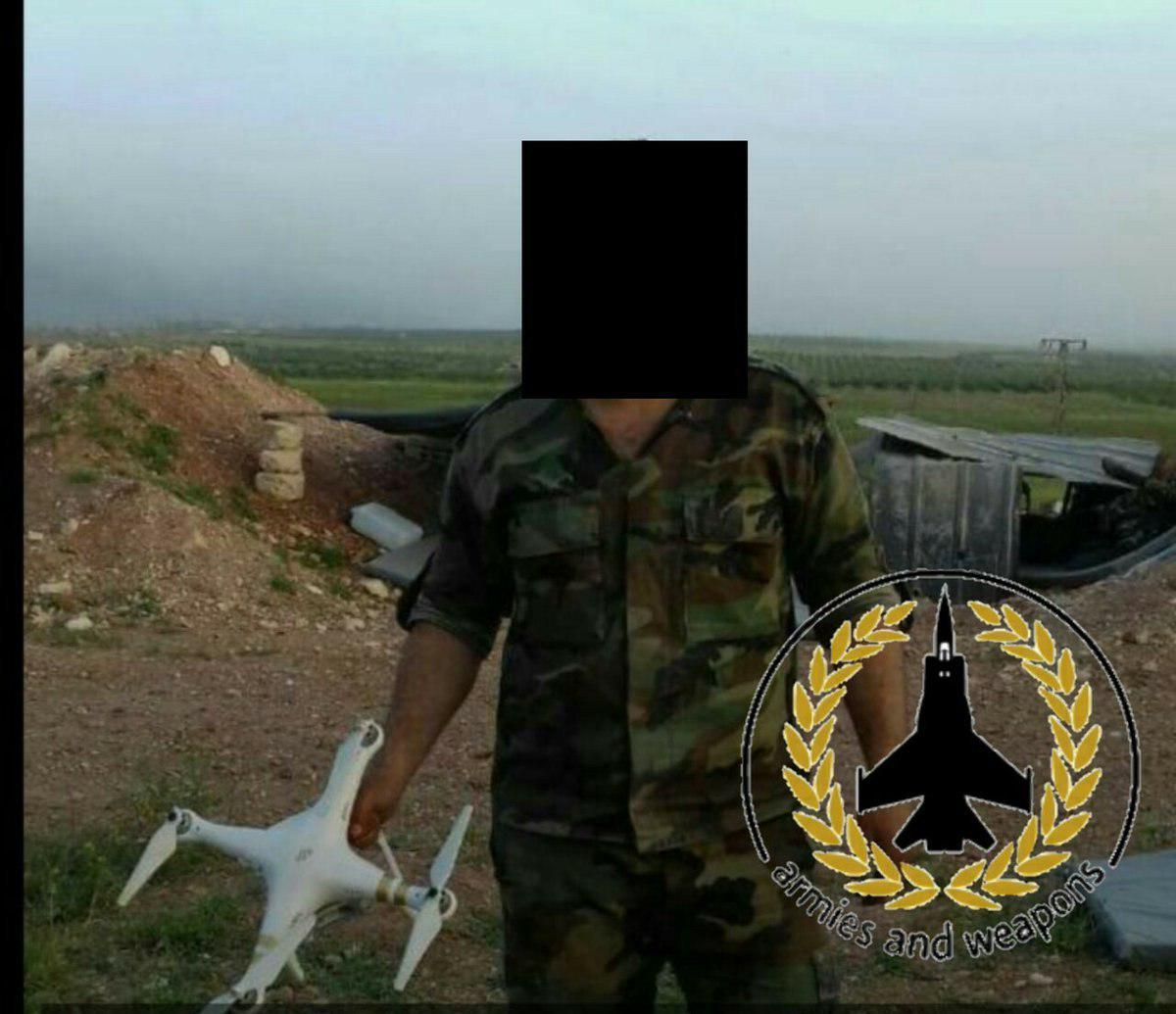 Syrian Anti-Drone Jamming System Spotted In Hama (Photos)