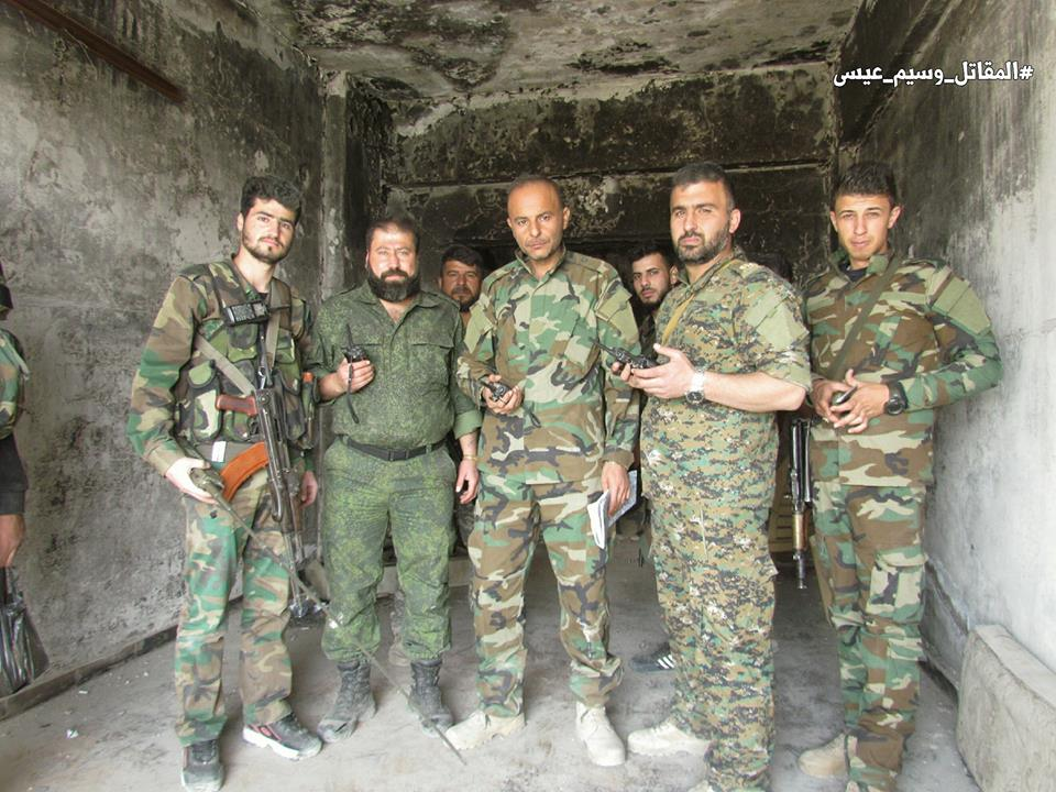 Syrian Army Putting More Pressure On Militants In Qaboun (Photos)