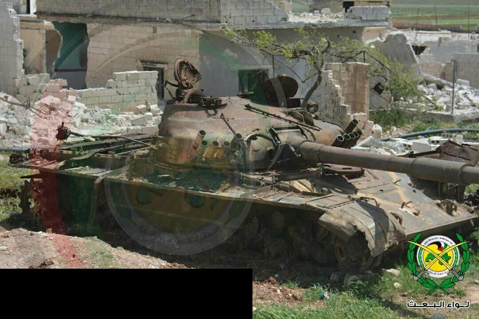 Photos From Helfaya: 5th Assault Corps Members And Russian Military Advisor