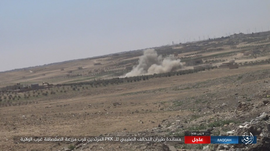 Syrian Democratic Forces Seize Al-Sufsafeh, Encircle ISIS Stronghold Of Tabqa (Videos)