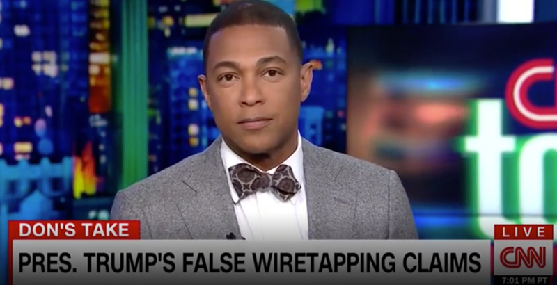 CNN's Anchor Refuses to Report about Former Obama National Security Adviser's Revelations (Video)