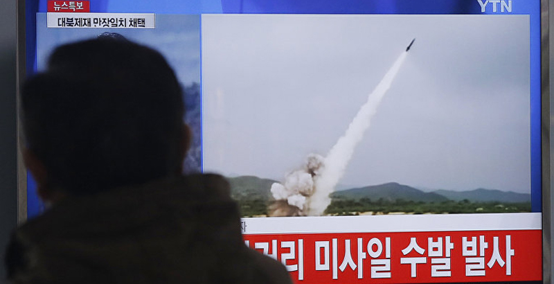 North Korea Says It to Strike US Bases, Aircraft Carrier & Presidential Residence in Seoul in Case of US Aggression