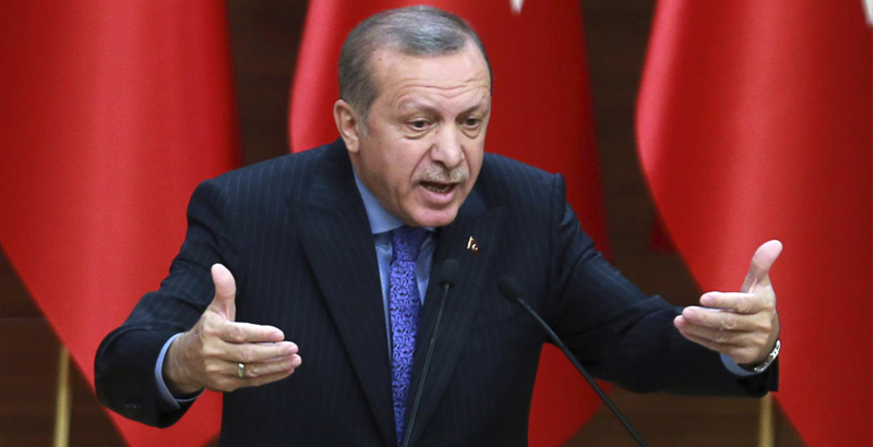 Turkey Goes Mad: Threatens Military Intervention in Iraq, Vows Safe Zones in Syria Again
