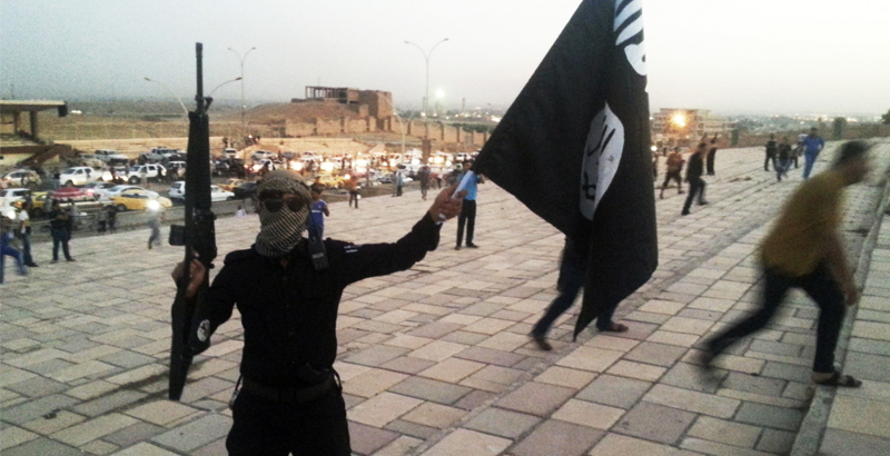 ISIS Terrorists Control Less than 7% of Iraqi Territory