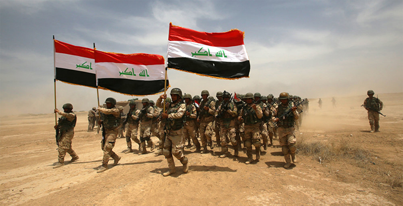 Iraqi Forces Launch Operation to Recapture Anbar Districts