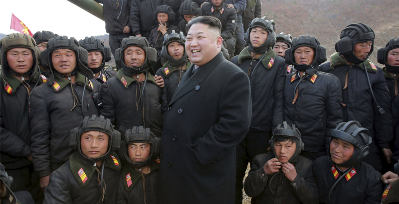 North Korea Declares Its Readiness to Respond Any Provocations by US