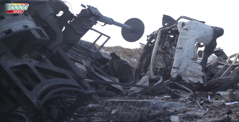 Consequences of US Missile Strike on Syrian Airbase (Video)