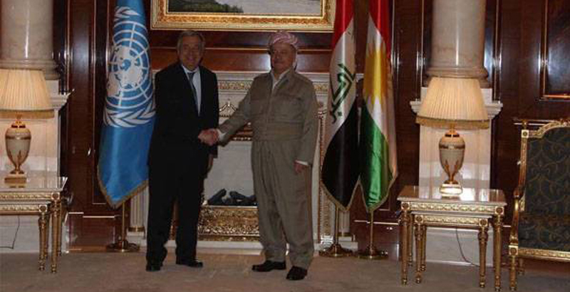 Iraqi Kurdistan to Hold Referendum on Independence from Iraq