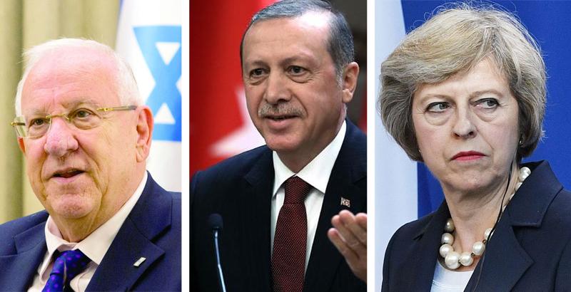UK, Turkey & Israel Fully Support US Missile Strike in Syria