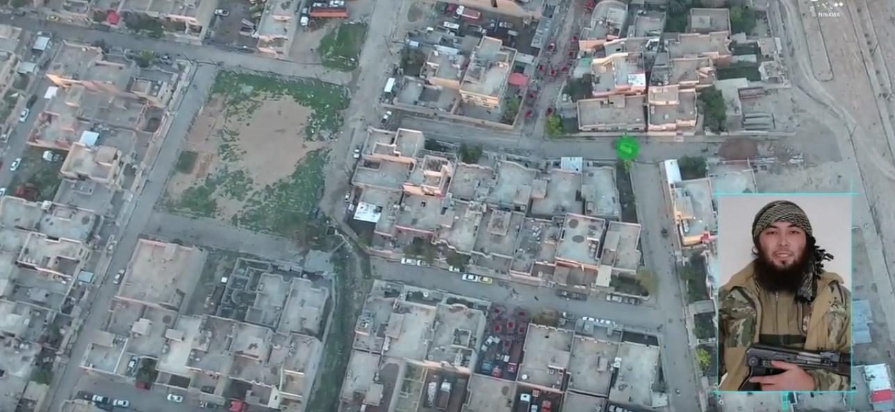Iraqi Army Liberates Al-Matahen District In Western Mosul