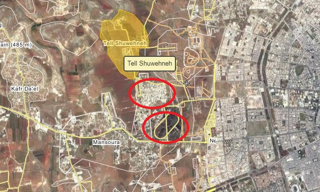 Syrian Army, Palestinian Militia Advance Northwest Of Aleppo City - Overview
