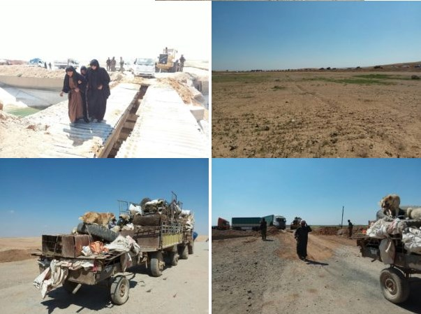 Syrian Democratic Forces Advancing In Al-Iza'a Area In Tabqa (Photos, Videos)