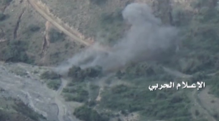 Houthis Attack Pro-Saudi Forces Positions In Midi Desert