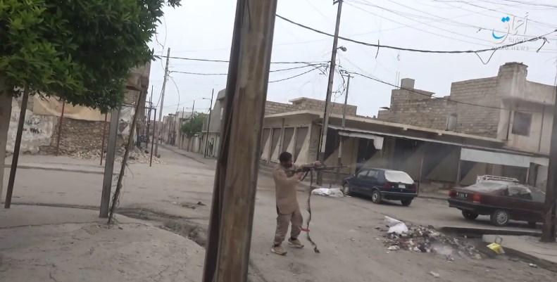 Iraqi Army Captures Al-Tanak District In Western Mosul