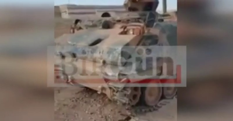 Turkish-backed Rebels Sold Turkish Armoured Vehicles To ISIS During Al-Bab Operation - Media