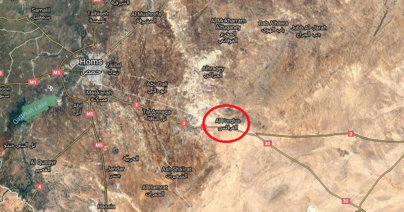 ISIS Launched Offensive In Homs Province Following US Missile Strikes Against Syrian Forces