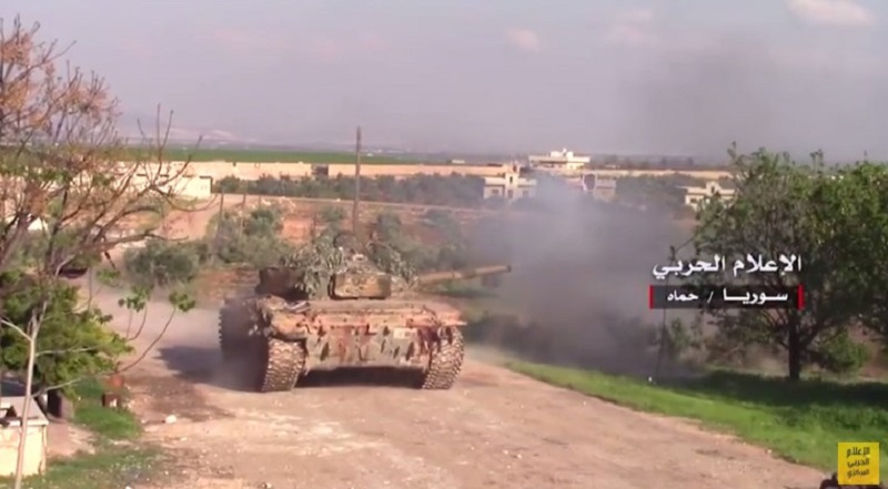 Militants Suffer Major Losses In Northern Hama - Reports