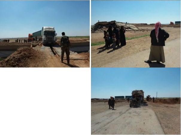 Syrian Democratic Forces Advancing In Al-Iza'a Area In Tabqa (Photos, Videos)