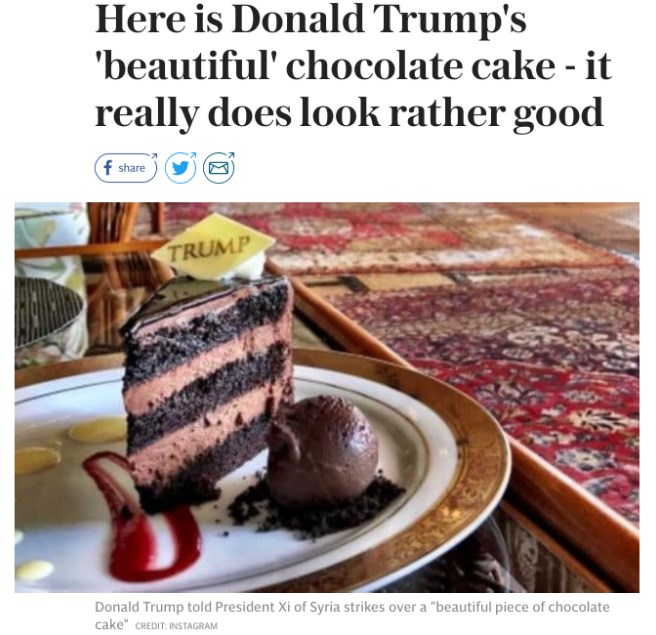 """Foreign Policy and """"False Flags"""": Trump's """"War and Chocolate"""" Reality Show"""