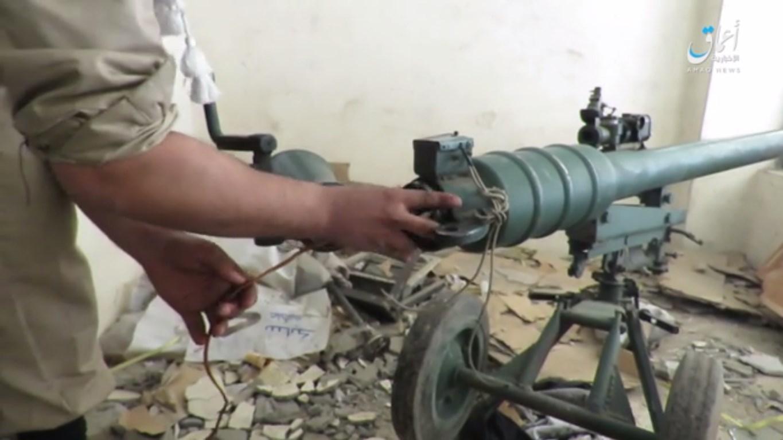 Iraqi Popular Mobilization Units Repelled ISIS Attack North Of Ba'aquba