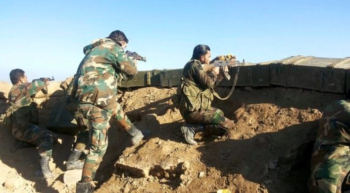 Syrian Army Recaptures Strategic Hills From ISIS In Deir Ezzor
