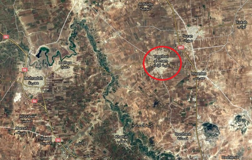 Strategic Militant Stronghold Of Taibat Al-Imam Is Captured By Syrian Army - Hezbollah Media