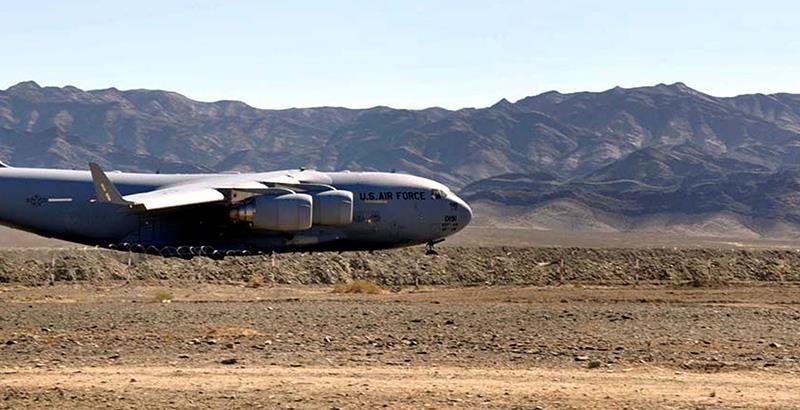 US Expands Airfield Runway in Syrian Kobani