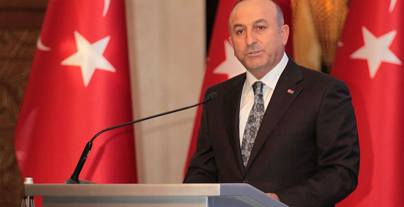 Turkish Army Not to Leave Syria until Settlements Built & Local Forces Trained - Turkish FM