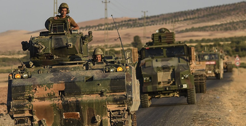 Damascus Accuses Ankara of Seizing Syrian Territories, Creating New Terrorist Groups