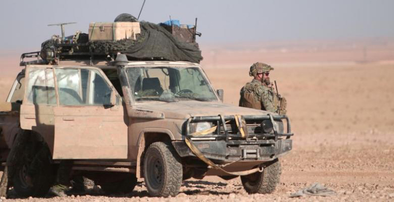 US Strengthens Protection of Its Forces in Syria as Tensions Rise