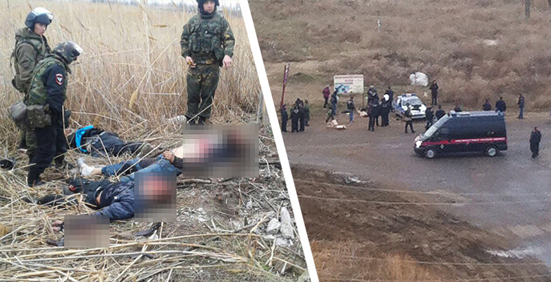 Militants Eliminated in Russian City of Astrakhan