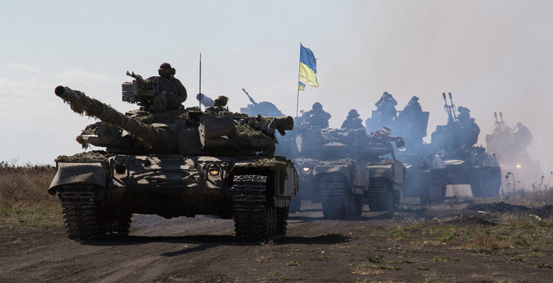 Tensions Continue to Rise in Eastern Ukraine