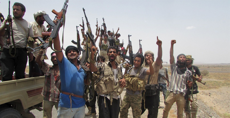 Saudi-led Forces Advance In Northern, Central Yemen. Dozens Of Houthis Allegedly Killed In Southern Yemen