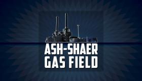 ash-Shaer gas field