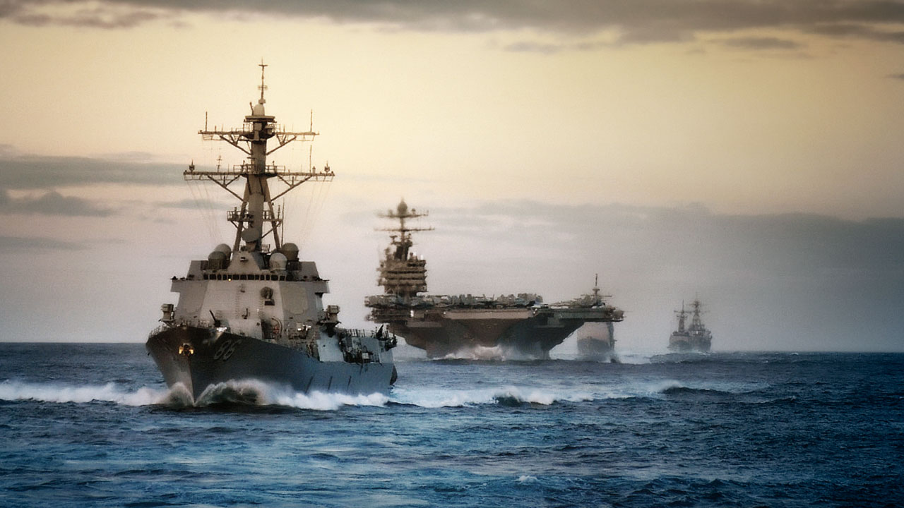 US Needs Larger Fleet To Counter Russia, China - Navy Chief