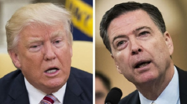 "Comey 'Friend' Warns Trump ""If I Were You, I'd Be Scared"""