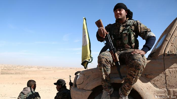 SDF Preparing 'Security Forces' To Keep Control Over Raqqa