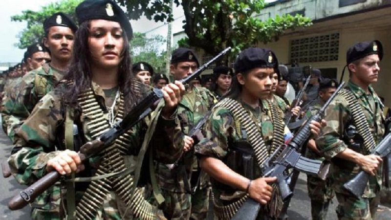 Colombia: Security In Remote And Regional Areas Following The FARC's Demobilization