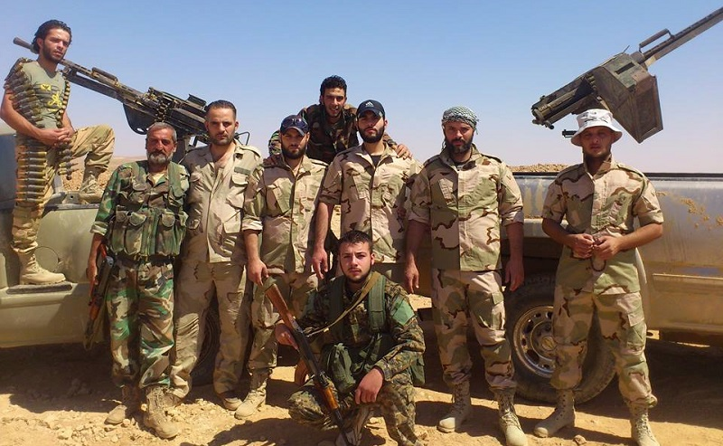 Government Forces Liberate More Villages West Of Maskanah