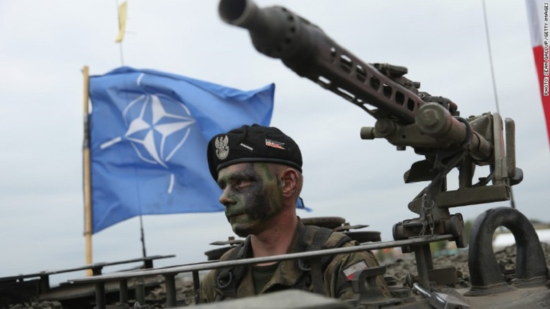NATO Joins US-led Coalition Operating In Syria And Iraq