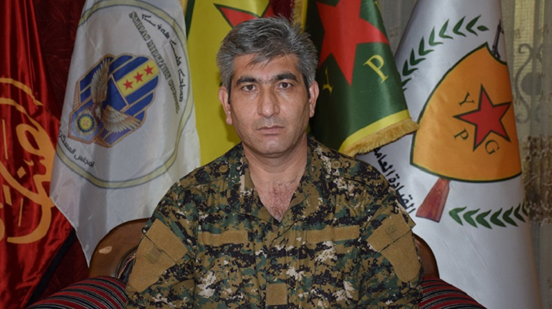 PKK Kidnapped YPG Spokesman In Northern Syria - Media