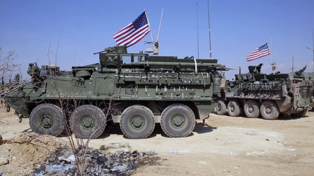 US Military Serviceman Died In Northern Syria - Pentagon