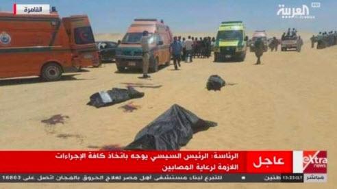 """Many Were Children"": Gunmen Kill 23 Coptic Christians In Egypt Attack"