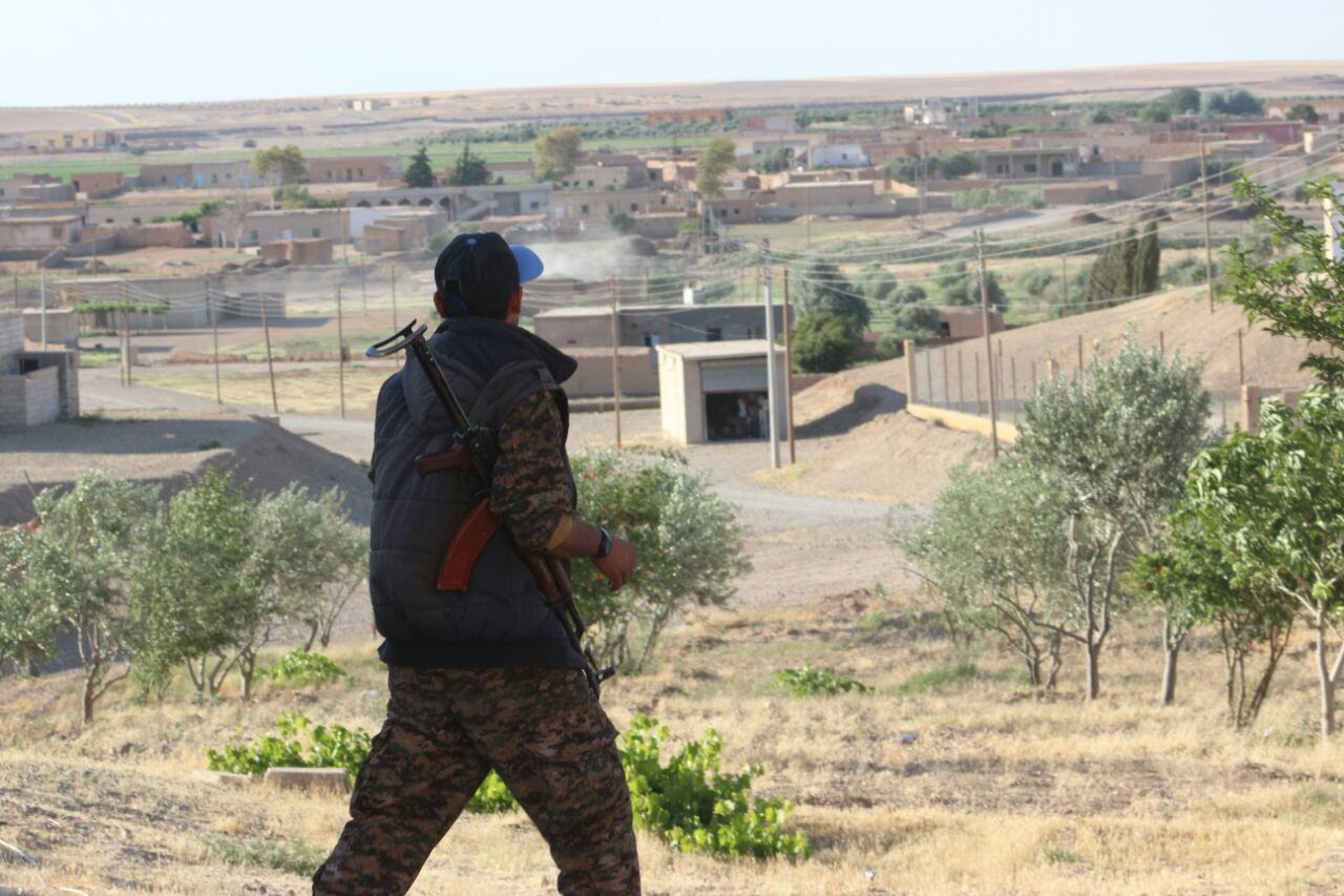 What Is US-led Coalition Planning To Do With 1,000 ISIS Members Remaining In Jails In SDF-held Area?