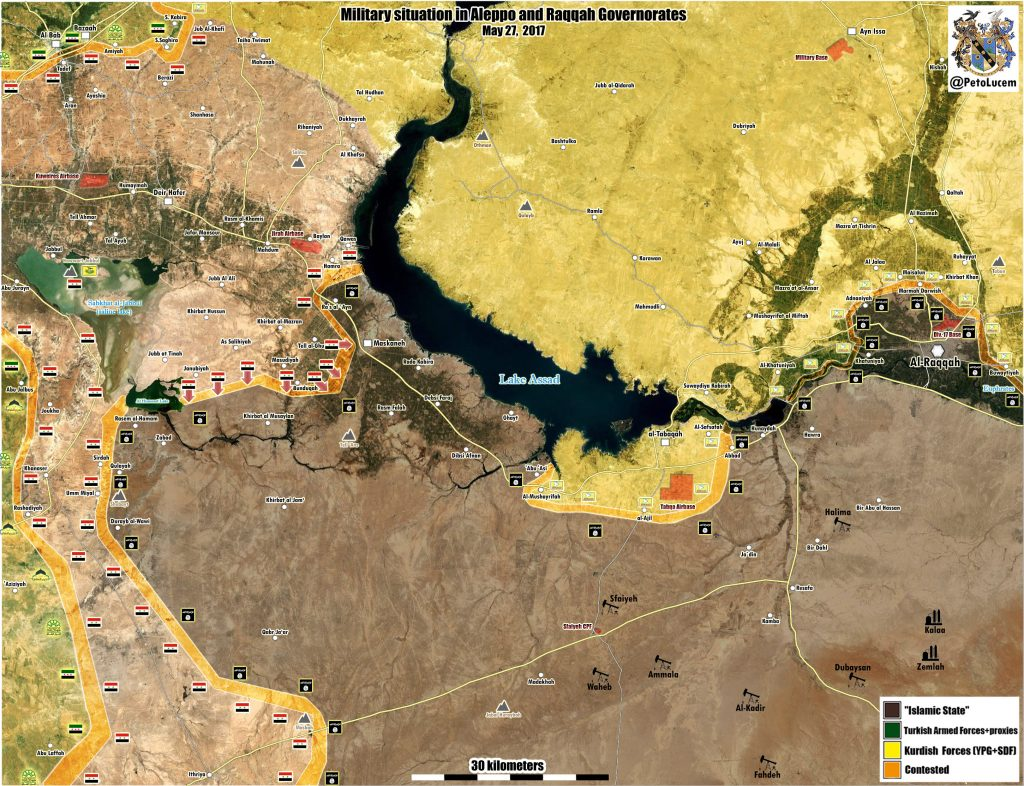 Syrian Army Broke ISIS Defenses In Eastern Aleppo, Liberated Dozen of Villages