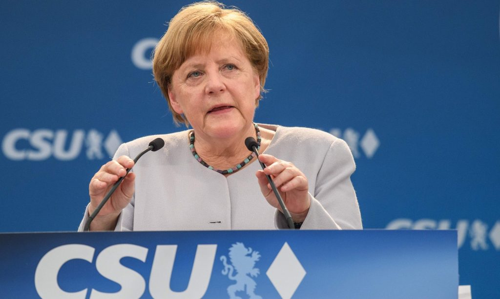 """In """"Watershed Moment"""" Merkel Says Germany Can No Longer Rely On America"""