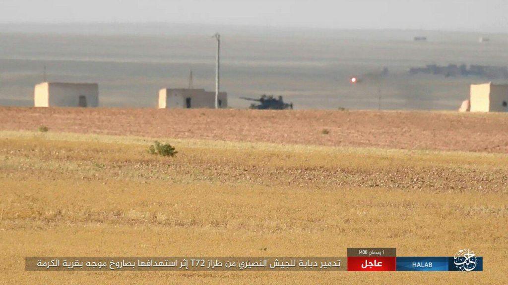 Syrian Military Liberates Rasm Ayn Ahmar, Prepares To Storm Maskanah